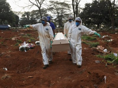 Study: Pandemics, climate change 'intensify' global health threats