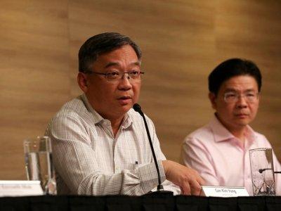 新加坡逐步放宽封锁      下周二部分行业恢复营运