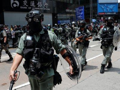 美国拟制裁香港中联办官员       北京促勿干涉中国内政