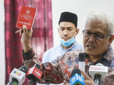 Perikatan leadership hails newly-form Bersatu-PAS central committee ahead of GE15 and Sarawak state elections