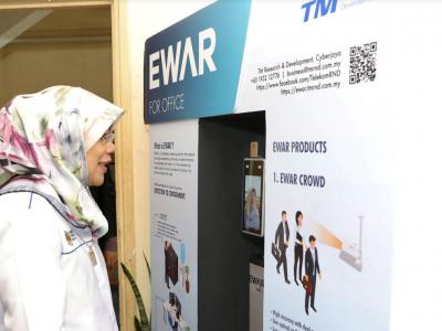 马电讯与教育部合作 安装智能健康检测器