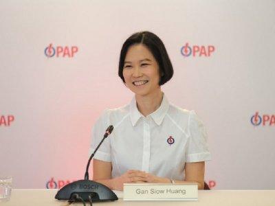 新加坡大选新人辈出!执政党派首位女准将参选