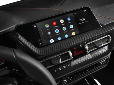 BMW vehicles with iDrive OS 7.0 will soon support wireless Android Auto (VIDEO)