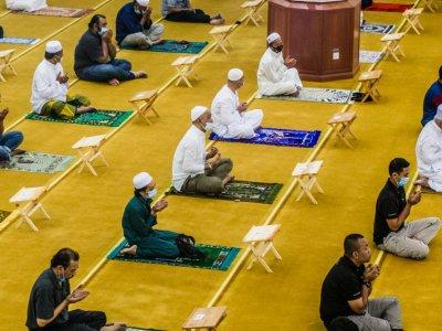 Melaka allows congregational prayers with maximum of 500 worshippers