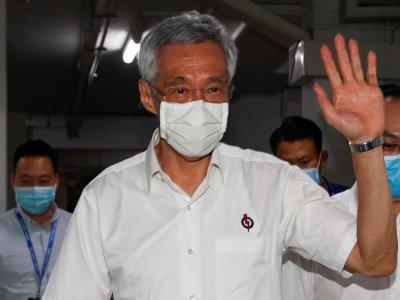 新加坡执政党赢大选!李显龙:得票率不如预期