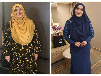 MCO狂甩31公斤!55岁歌手艾莎终能穿回10年前旧衣