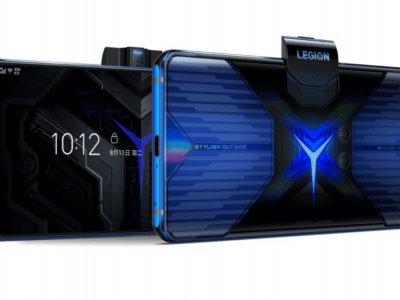 联想首款电竞手机来了!侧配弹出式自拍镜头