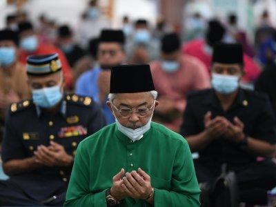 Istana Negara confirms King undergoing treatment at IJN