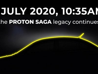 Proton Saga 35th anniversary edition expected to be unveiled July 9 (VIDEO)
