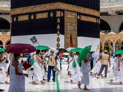 Report: Saudi Arabia says Covid-19 vaccination required for 2021 Haj