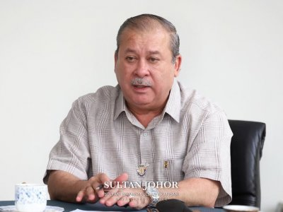 Johor Sultan consents to state assembly meeting on August 12