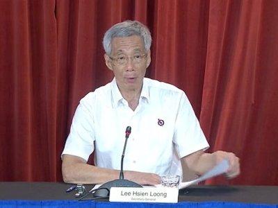港版国安法让狮城受益?李显龙:新加坡无意取代香港