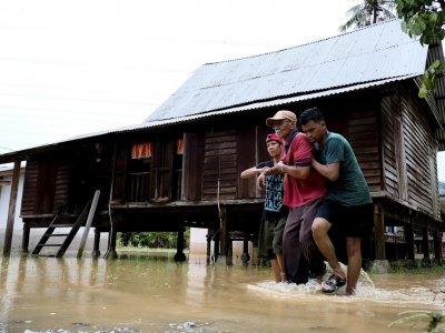 Seremban flood evacuees rise to 40