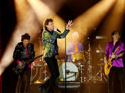 The Rolling Stones surprise fans by launching chocolate merch
