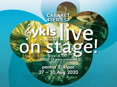 卡巴莱歌舞系列:《吉隆坡青年合唱团Live on Stage!》827登场