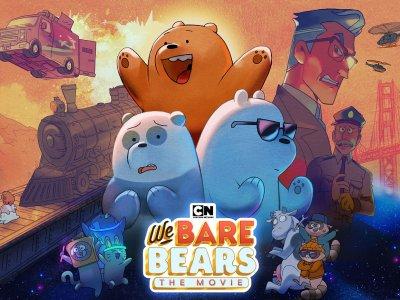 公路逃难记 《熊熊遇见你:电影版》912跨平台首播!