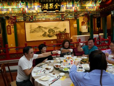 Peking duck chain urges diners to eat less as China fights food waste