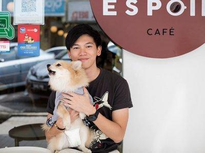 Dogged determination at Espoir Café, a pet-friendly haven in Subang Jaya