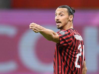 Irrepressible Ibrahimovic scores twice as Milan win opener