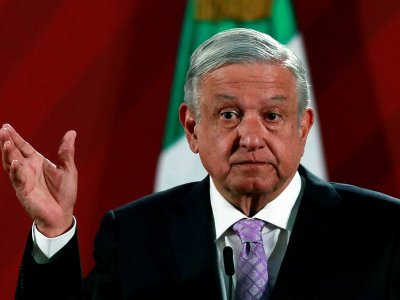 Mexican president felt unwell before commercial flight, took Covid-19 test later, says spokesman