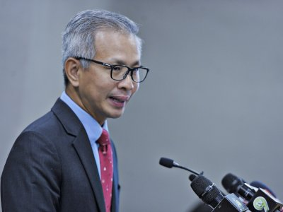 Tony Pua warns of Umno takeover should Perikatan fall, suggests 'tolerating' Muhyiddin's govt until GE15