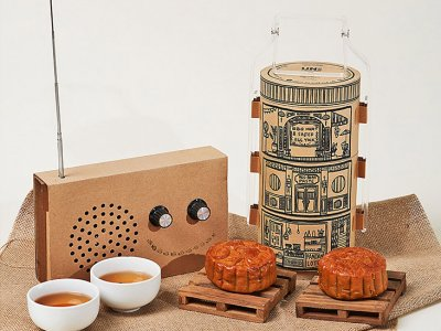 Mid Autumn festival gifting: Ipoh's Ching Han Guan traditional mooncakes with unique packaging