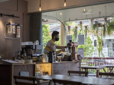 How Ebony & Ivory became the most charming café in Cheras