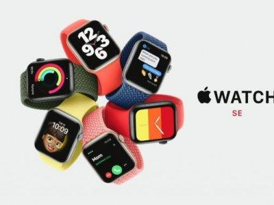 Apple Watch SE, a stripped down Series 5