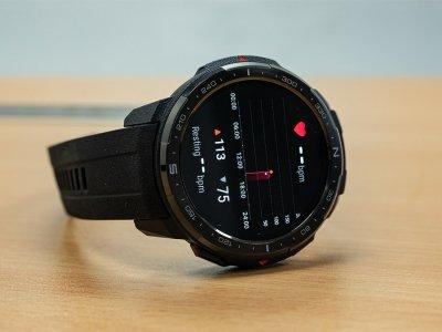 Honor Watch GS Pro Malaysia :25天超狂电池续航力