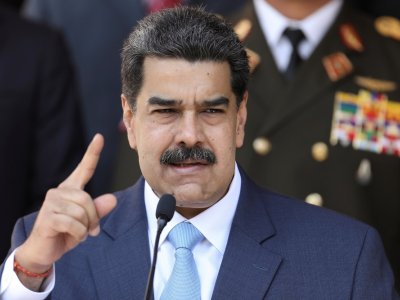 Maduro says he is ready to start talks with Venezuela opposition, brokered by Norway