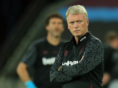 West Ham boss Moyes, two players test positive for Covid-19