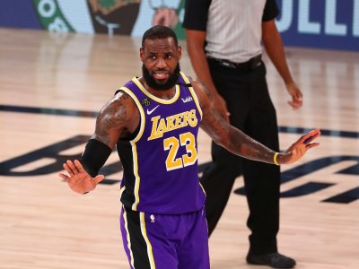 LeBron signs two-year, US$85m extension with Lakers