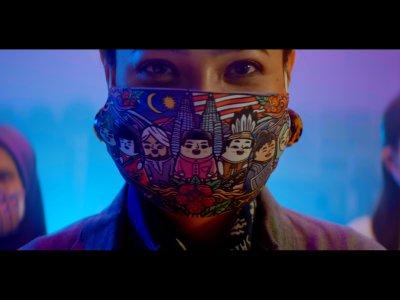 国人抗疫影片发人深省!邀您发挥创意设计口罩展现爱国心