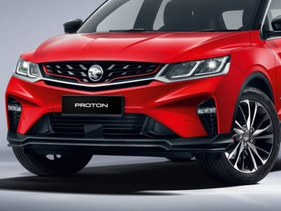 This is the Proton X50 and it's better than you expect
