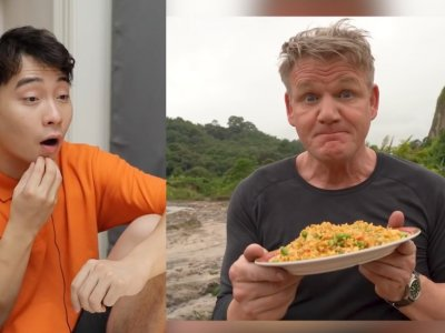 Comedian Uncle Roger gives stamp of approval for Gordon Ramsay's Indonesian fried rice (VIDEO)