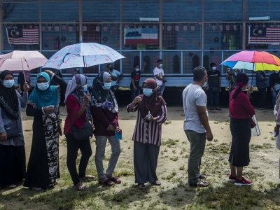 Sabah election: 58pc turnout as at 3pm, says EC