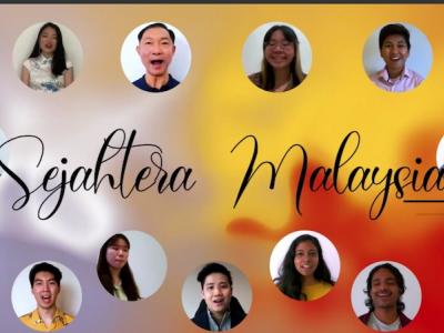 Covid-19: 'We the Rakyat' movement has virtual choir singing 'Sejahtera Malaysia' to celebrate Malaysia Day (VIDEO)