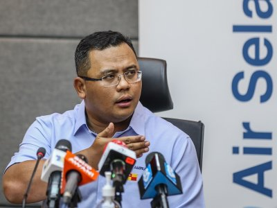 Water polluters in Selangor to face RM200,000-RM1m fine, says MB
