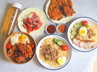 RMCO food delivery: Solaris Mont Kiara's DayOne DayOne serves up delicious handmade noodles