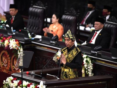 Indonesia president warns over super-power tensions in UN address