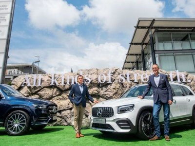 Mercedes-Benz launches new GLB SUV range in Malaysia, priced from RM269,118