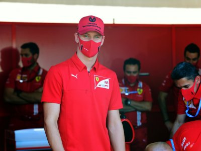Mick Schumacher, son of Michael, to race for Haas F1 in 2021