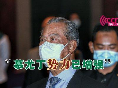 土团获首长职证明国盟力挺首相!分析员:慕尤丁还需过财案考验