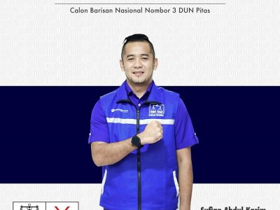 BN Pitas candidate reveals he is Covid-19 positive, urges those who came into contact with him to get tested