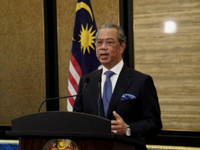 Muhyiddin: UN members must stay cautious of terrorism possibility during Covid-19