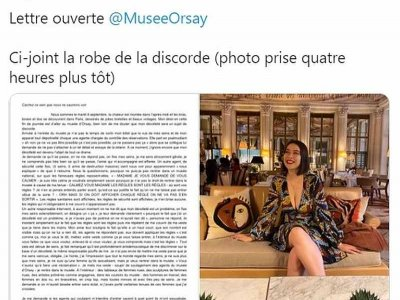 The Edit: Paris museum with nudes imposes dress code