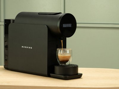 Join the next stage of the coffee capsule revolution with the Morning Machine Kickstarter campaign