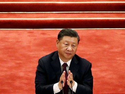 China calls for global 'green revolution' as Trump goes solo on climate