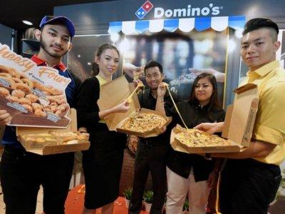 Domino's Pizza spreads its wing to Labuan