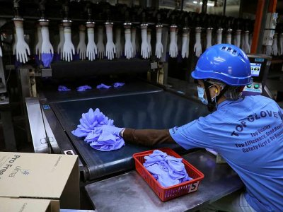 US Customs seizes Top Glove shipment after forced labour finding